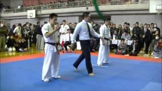 第8回福岡交流戦 2014年2月23日日産体育館.