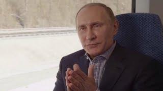 Владимир Путин. Отрывки из д/ф