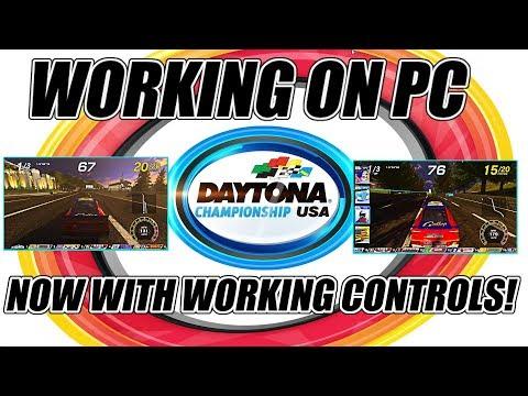 Daytona Championship USA  Running on PC (Lakeside Speedway)