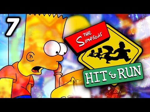 Игра The Simpsons Hit amp Run