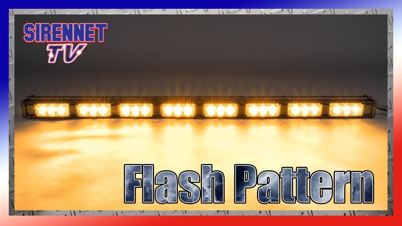 Flash Pattern Whelen 8 Tir3 Super Led Traffic Advisor Control Wiring Diagram Head