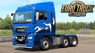 Nowa ciężarówka - Euro Truck Simulator 2 | (#24)
