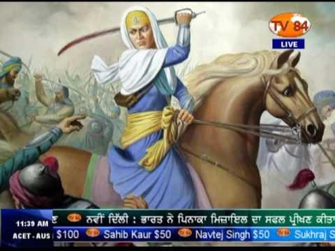The Battle Of Mukatsar Sahib (40 Mukte) | Mai Bhago -  Pr.Surinder Singh (Member SGPC)