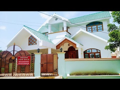 House For Sale In Vadavalli Coimbatore  / 3 Bhk House sale i
