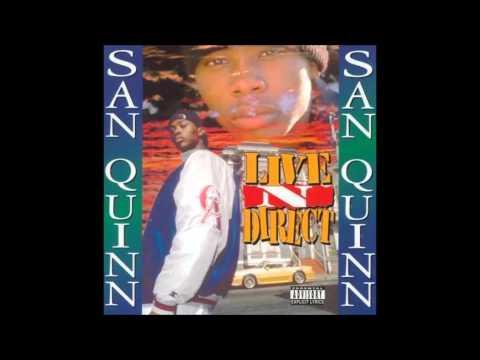 San Quinn. Live N Direct (Full Album)