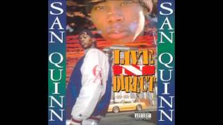 San Quinn. Live N Direct (Full Album)
