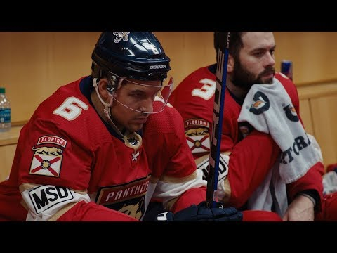 Home Team: Florida Panthers Episode 4 airs April 19th