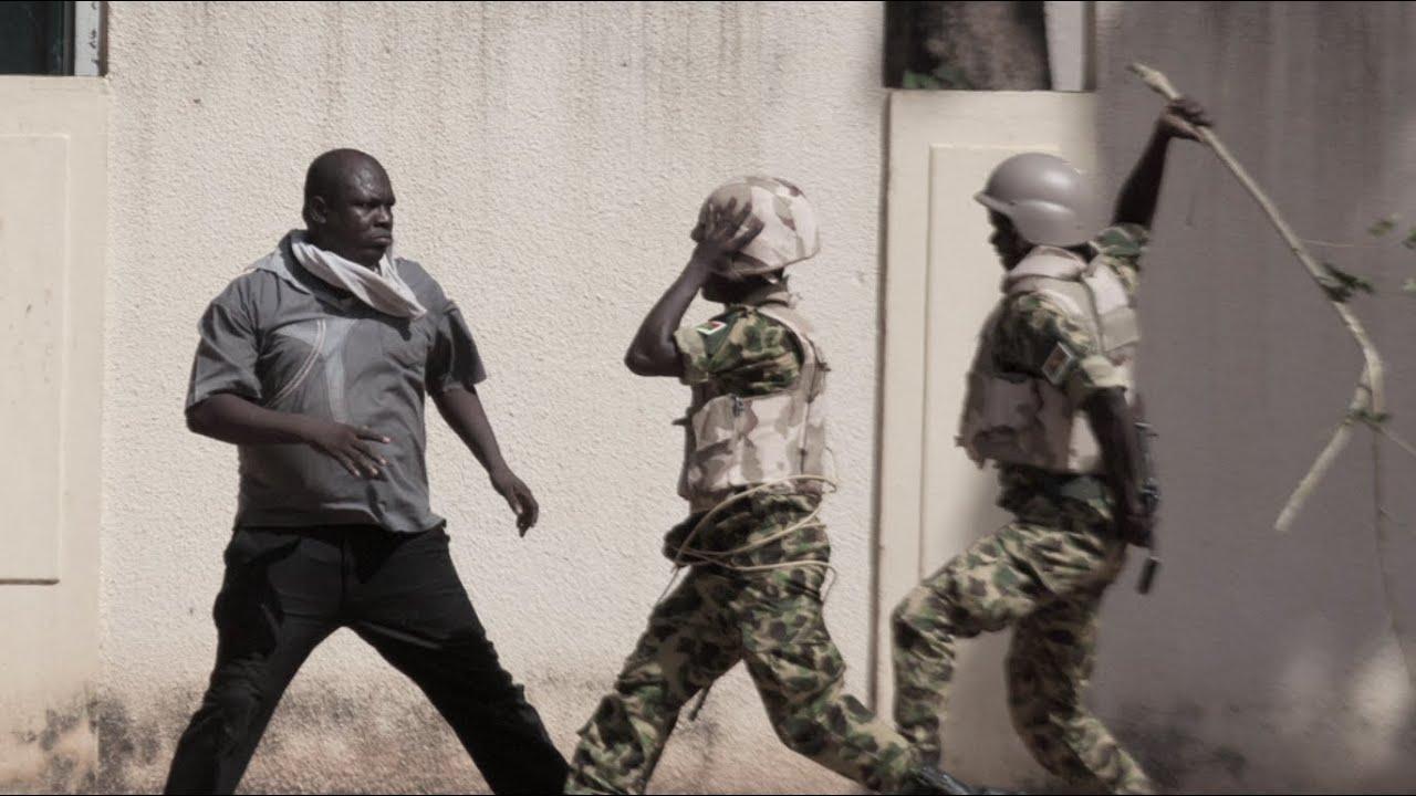 Lassina Sawadogo: L'homme qui affronta l'armée à mains nues!