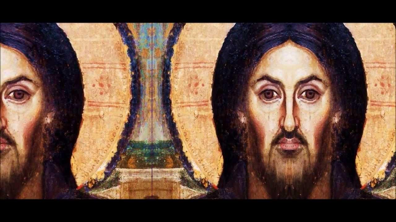 Pantokrator- Imagenes Ocultas de Jesus de Nazaret - * Hibridos * en Bustos Egipcios