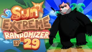 GUYS WHAT IS THAT... - Pokemon Sun Extreme Randomizer (Episode 29)