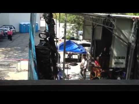 Mat Kearney - Live on King St warm up