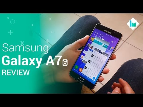 Samsung Galaxy A7 2016 - Review en español