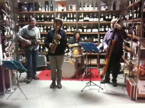 You' re a Weaver of Dreams - The Survivors - Jazz 4et in Padua