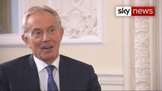 Blair on Brexit: