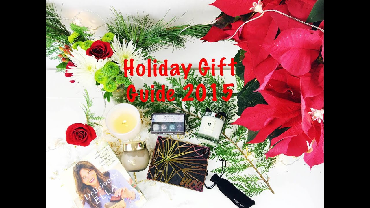 4abeb55eaa Holiday Gift Guide 2015