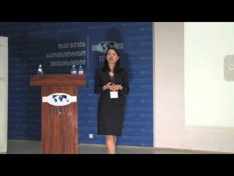 "Amy L. Kao - ""Corporations Law 101 Business Structures, and Structuring a Business"""