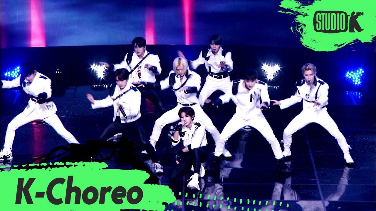 [K-Choreo]  Stray Kids(스트레이 키즈) 직캠 'Back Door'(Stray Kids Choreography) l @MusicBank 201016