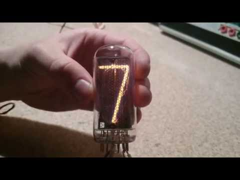Часы с ГРИ с нуля. Nixie clock своими руками. Серия 1