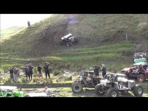 Mt Egmont Taranaki vs Wanganui 4x4 trials Interclub May 2012..wmv