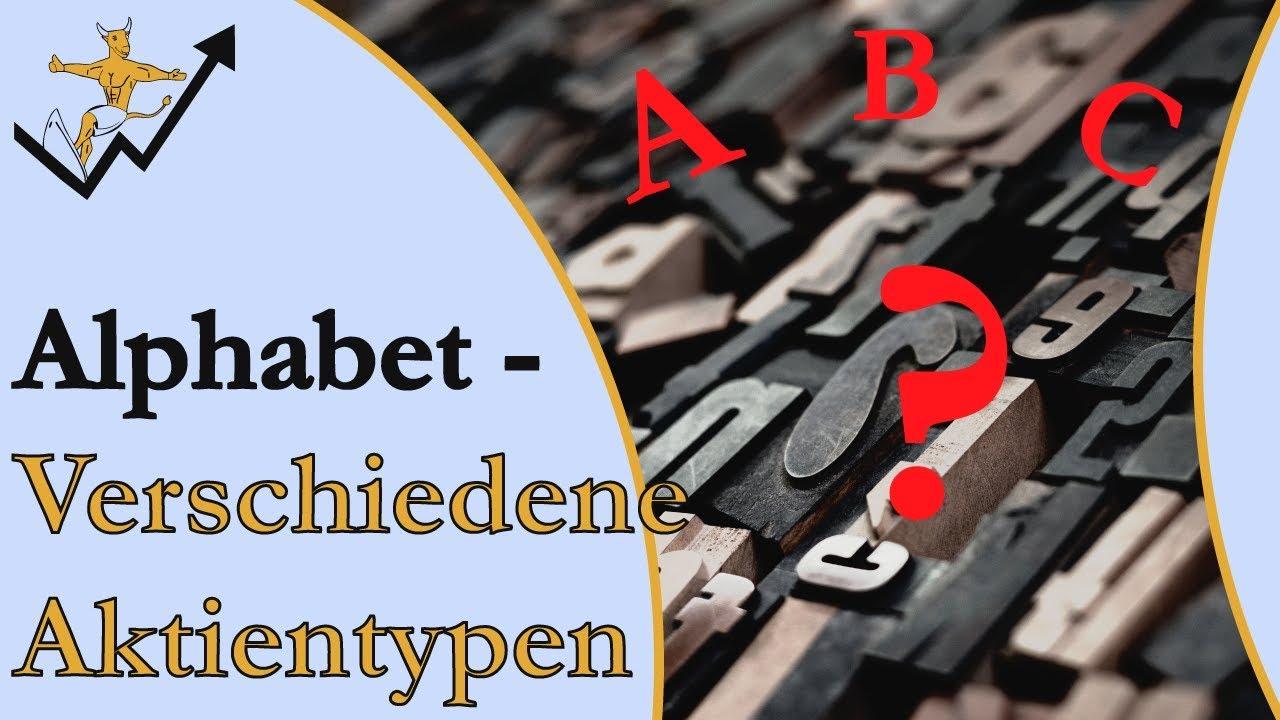 unterschied alphabet a und c