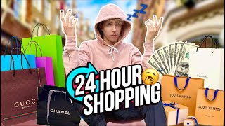 24 ÓRÁS SHOPPING CHALLENGE 🛍 I WhisperTon