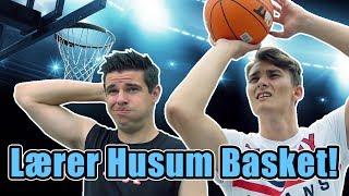 Lærer Husum Basket!