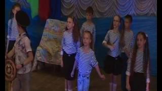 """лагерь """" радужная страна"""" Ош№12.инсценировка песни"""