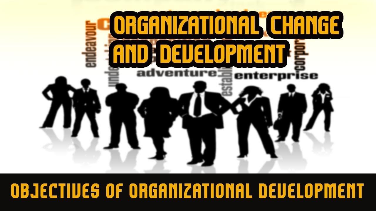 Phd thesis on organizational development