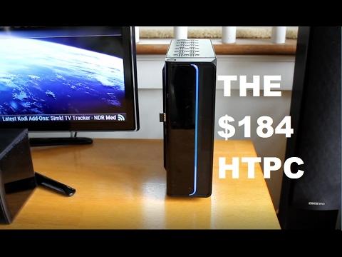 The $184 HTPC
