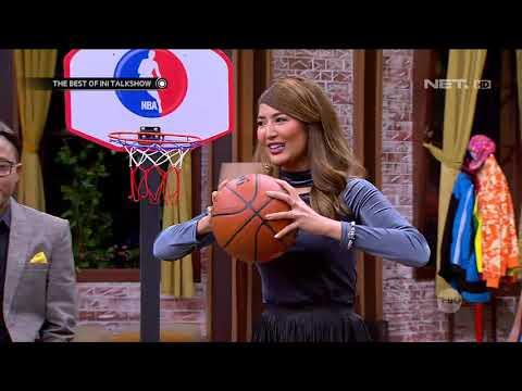 The Best Of Ini Talkshow  - Pak RT Minta Ajarin Basket ke Maria Selena