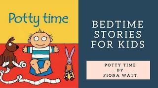 Potty Time - Read Aloud