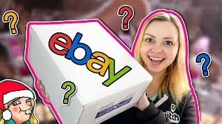 Making ART with an EBAY MYSTERY BOX 🎄Arty Advent Day 12 🎄