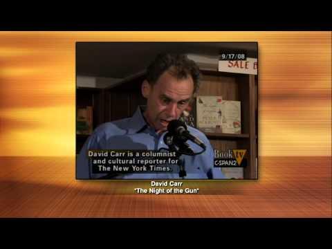 "David Carr, ""The Night of the Gun"""
