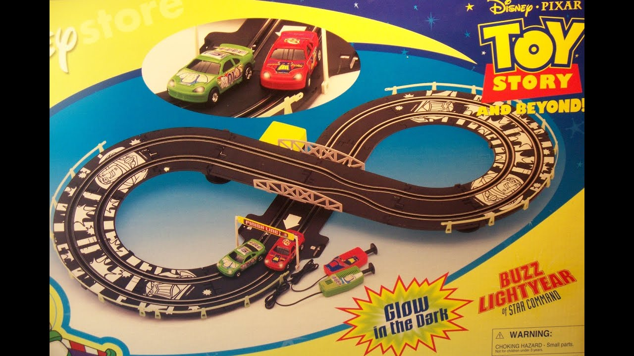 Disney Cars Electric Race Track