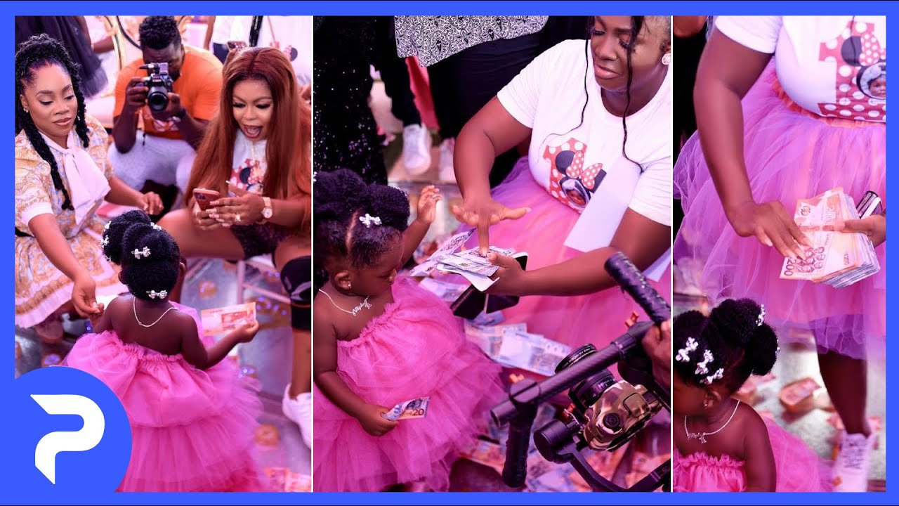 Download Tracey Boakye Fake ByForce Birthday Celebration lands her in Tr0uble..