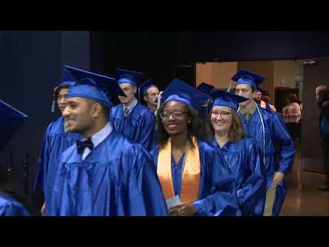 Collin College Graduation 2018