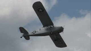 2015 World War II Weekend - L-Bird Flight