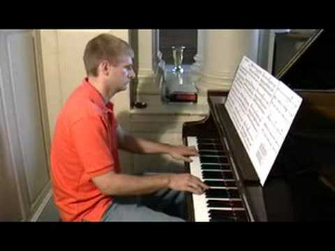 how to play turn the page on piano