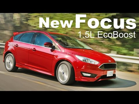 無可挑剔 Ford New Focus 1.5L EcoBoost