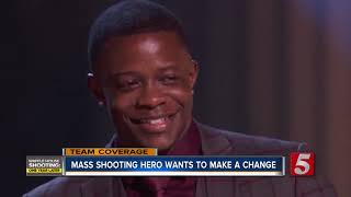 James Shaw Jr.: The hero, survivor and advocate