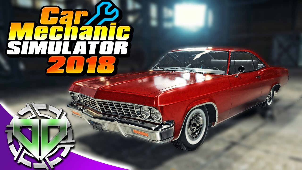 car mechanic simulator 2018 all cars