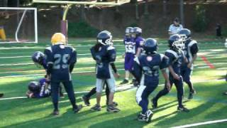 THE MOST CRAZY FOOTBALL TACKLE EVER!!!!!!!!! BY A 9 YEAR OLD (TOHI)