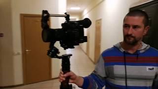 Tilta Gravity G2x, Canon C200 + Sigma 18-35/1.8, Tilta Nucleus-M