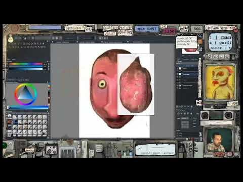 PaintOver EP. 8 Potato