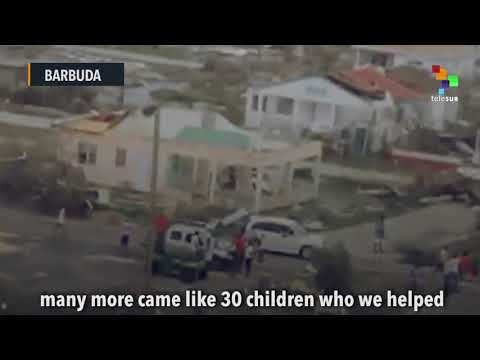 Testimony of a Cuban doctor in Barbuda