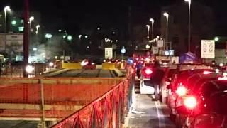 Viabilità Palermo - tutto bloccato via tirassegno!