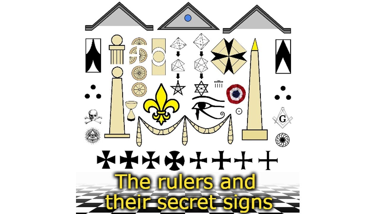 The rulers and their secret signs (2020)