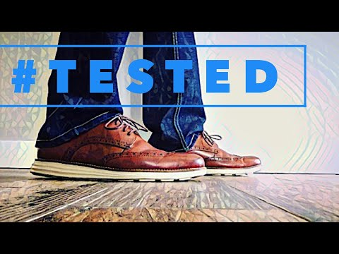 COLE HAAN  ØriginalGrand Wingtip Oxfords | an average guy's review
