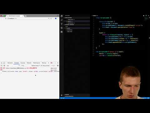 Loading JS Scripts On Demand and Asynchronously