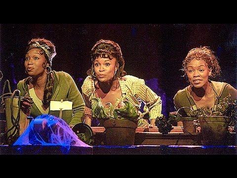 Da Doo - Original Broadway Cast - Little Shop of Horrors - 09/21/2003 Preview Performance